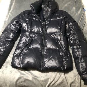 Other - S 13/NYC kids black Kylie coat